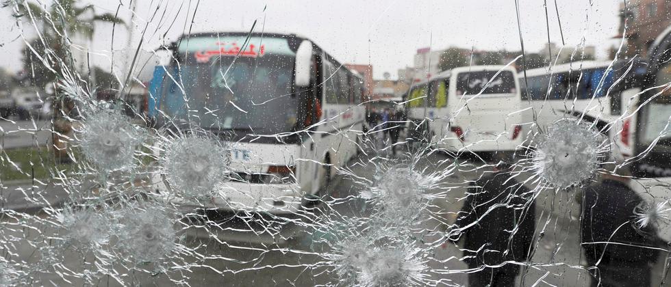 Fateh-al-Scham-Front Damaskus
