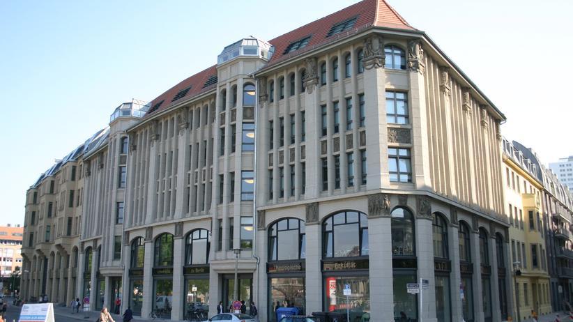 Humboldt-Universität: Treffen sich ein Rabbi, ein Imam und ein Priester…