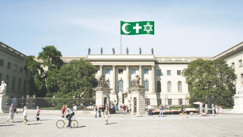 Humboldt-Universität: Das Hauptgebäude der Humboldt-Universität in Berlin wurde 1748 bis 1766 ursprünglich als Palais des Prinzen Heinrich erbaut.