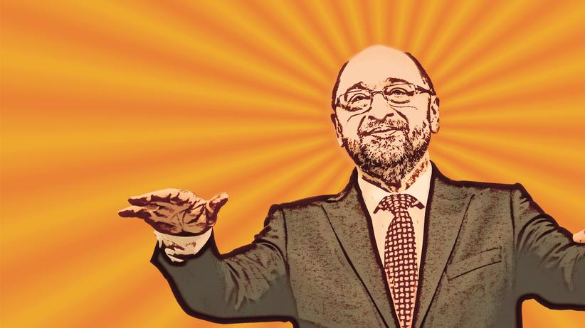 Martin Schulz: Der Erlöser aus der Fremde
