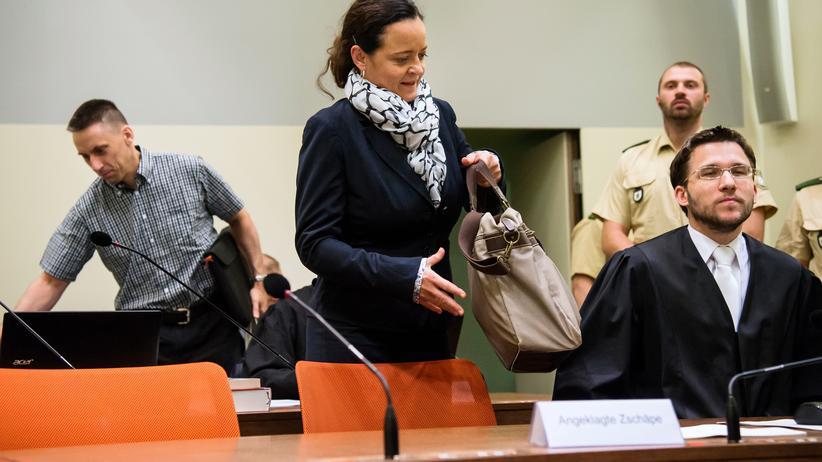 München: Zschäpes Verteidiger kritisieren nahendes Prozessende