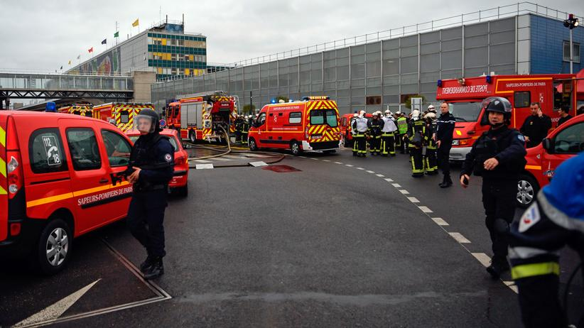 Frankreich: Sicherheitskräfte erschießen Mann am Flughafen Orly