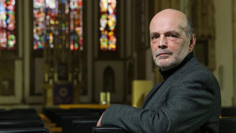 Religion in der DDR: Matthias Storck lebt als Pfarrer im westfälischen Herford. Er und Wolf Biermann sind heute gute Freunde.