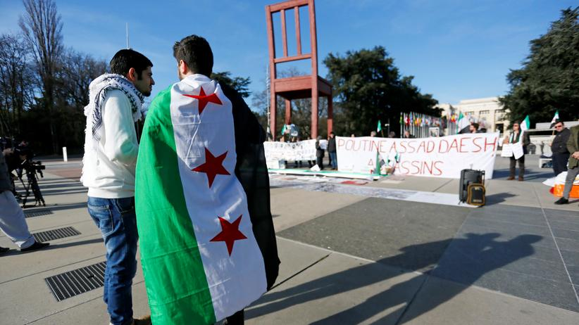 Syrien: Folterüberlebende stellen Anzeige beim Generalbundesanwalt