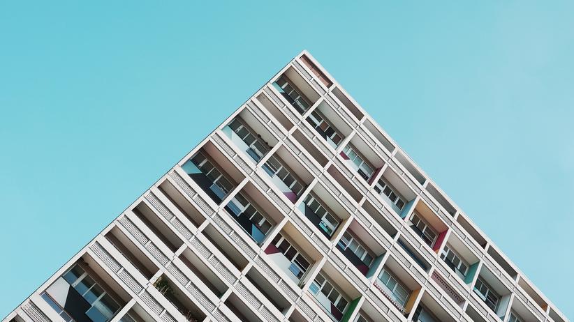 Zweckentfremdungsverbot: Ein Wohnhaus in Berlin
