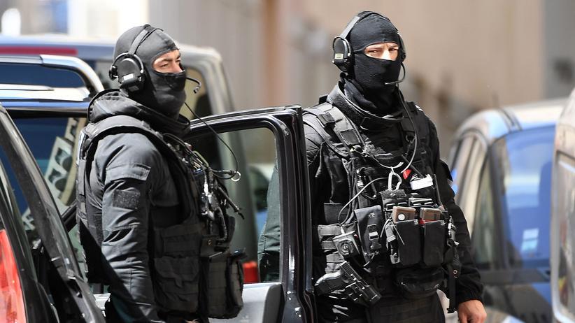 Marseille: Drei Kilo Sprengstoff bei Terrorverdächtigen gefunden