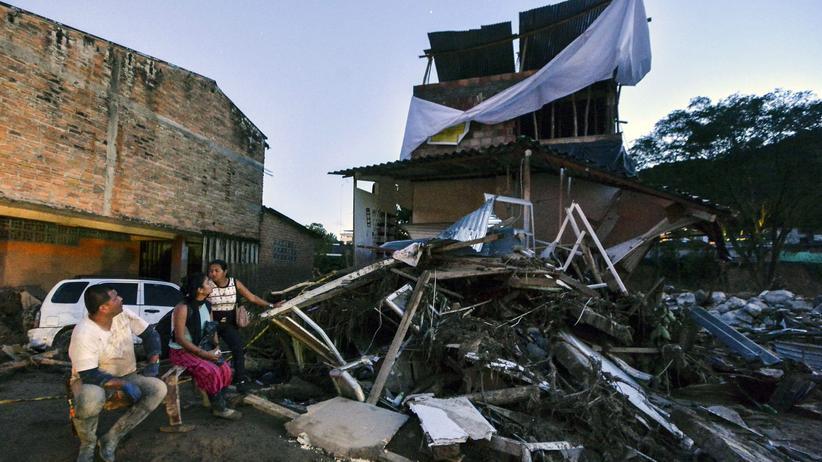 Mocoa: Mehr als 200 Tote bei Überschwemmungen in Kolumbien
