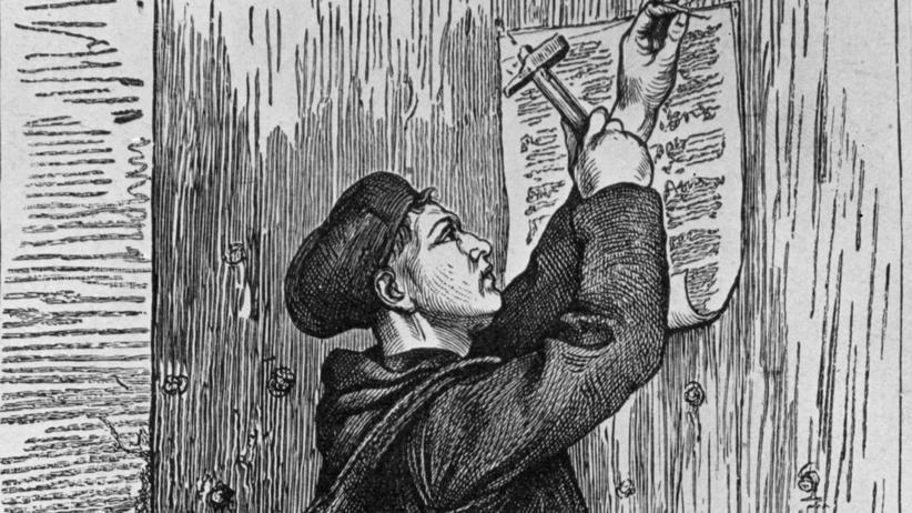 Reformation: Heute hätte Martin Luther seine Thesen womöglich getwittert.