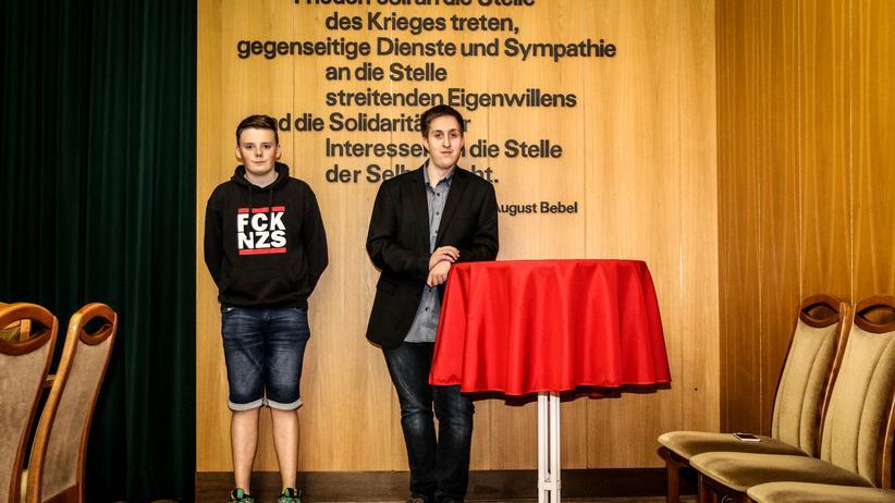 SPD in Thüringen: Zwei neue Mitglieder der Thüringer SPD