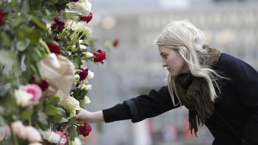 Lkw-Angriff: Mutmaßlicher Täter von Stockholm ist 39-jähriger Usbeke