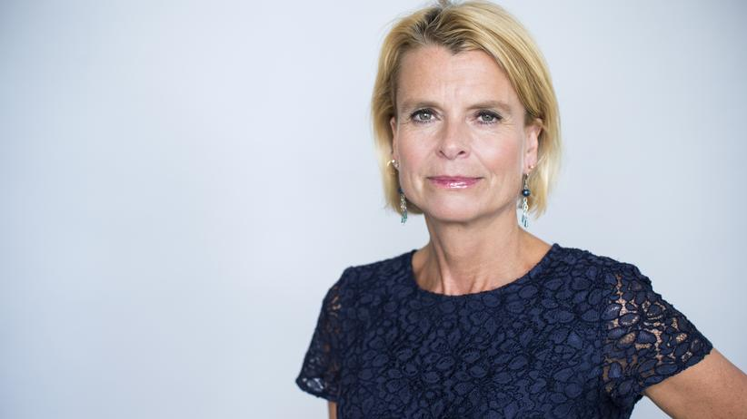 Åsa Regnér ist die schwedische Ministerin für Kinder, Ältere und Gender Equality.