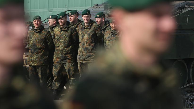 """Bundeswehr: """"Irgendwann habe ich die ganzen Nazisprüche nicht mehr ausgehalten"""""""