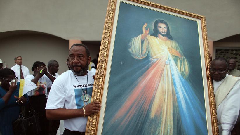 """Jesus Christus: """"The lord is white"""", das haben viele Nichtweiße im Zuge ihrer Unterdrückung einfach akzeptiert."""