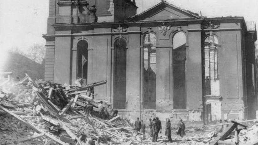 Potsdamer Garnisonkirche: Heilen mit Steinen