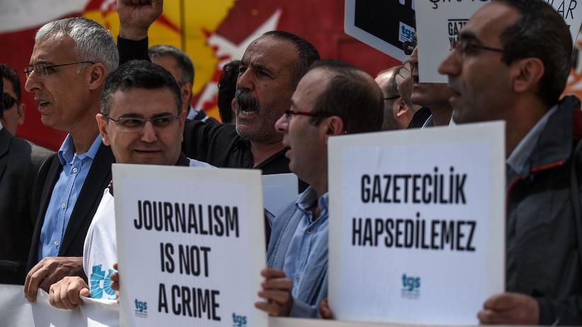 Türkei - Deutsche Journalistin verhaftet