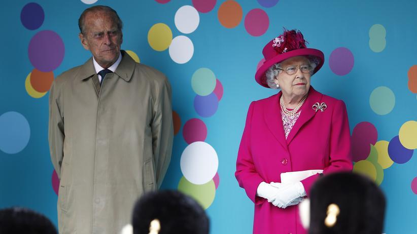 Buckingham Palace: Prinz Philip zieht sich zurück