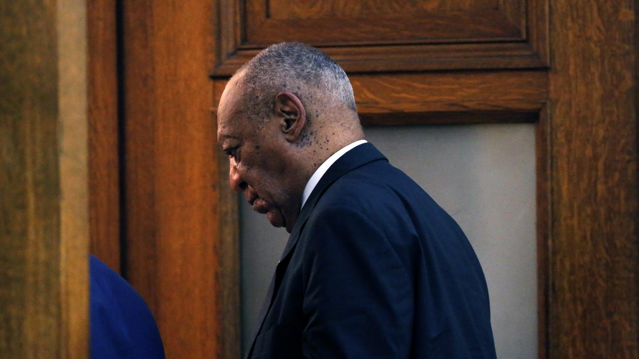 Urteil Bill Cosby