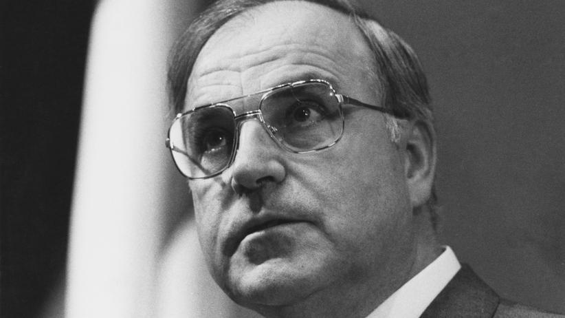 Helmut Kohl: Lieber Langeweile als Faschismus