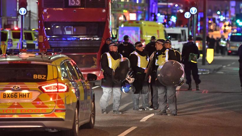 Weitere Durchsuchungen und Festnahmen nach Londoner Anschlag