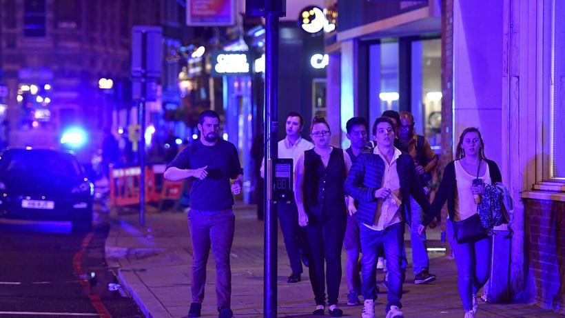 London Polizei Bestätigt Zwei Terrorangriffe In London Zeit Online