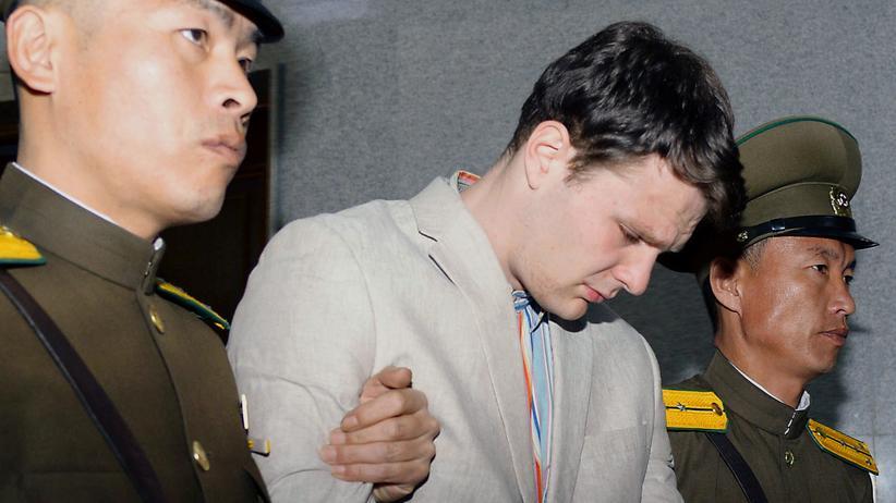 """Otto Warmbier: US-Politiker verurteilen """"bösartige Natur Nordkoreas"""""""