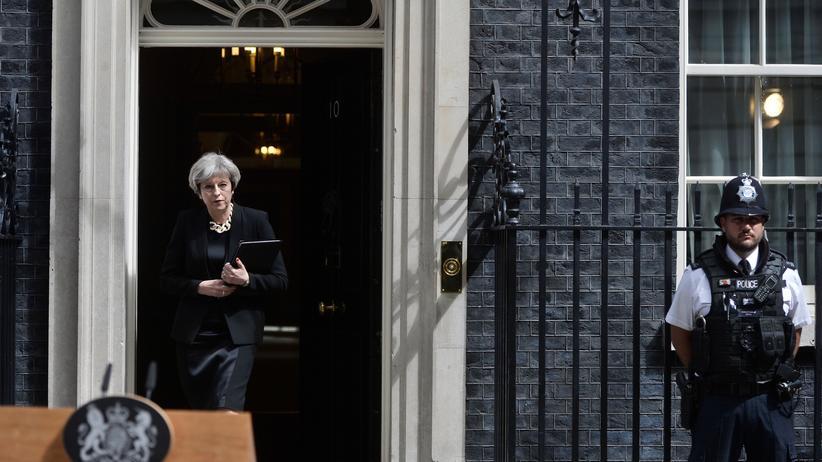 Großbritannien: Das Innehalten ist schon wieder vorbei