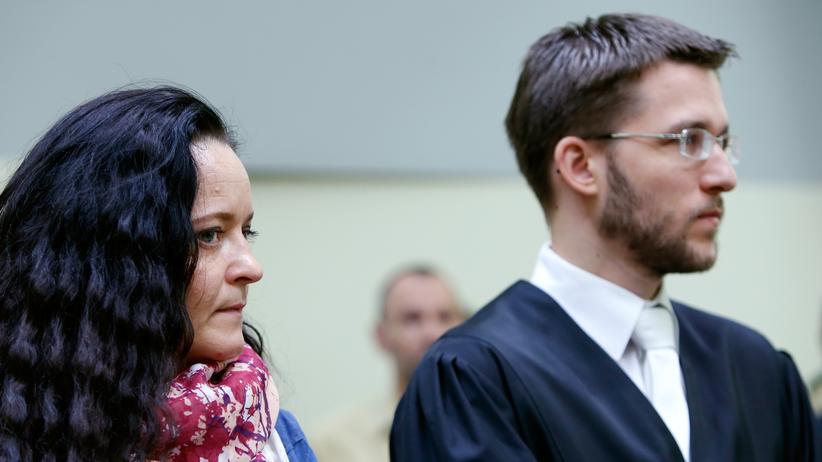 NSU-Prozess: Anklage fordert Zschäpes Verurteilung als Mittäterin