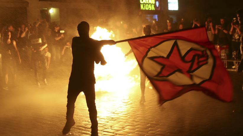 G20-Protest: Kurz mal Hölle