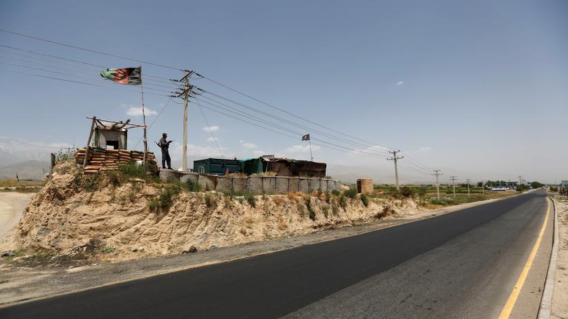 Afghanistan: Taliban und IS ermorden mehr als 50 Zivilisten
