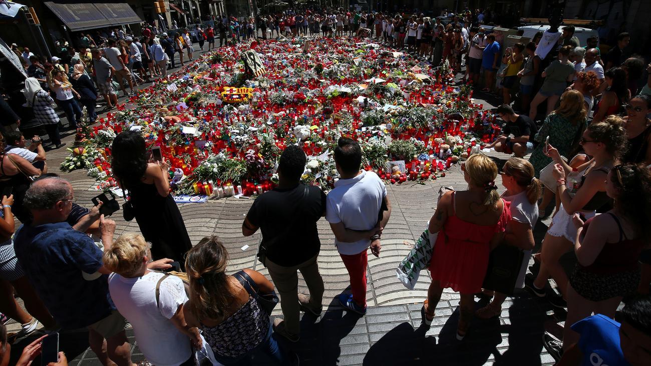 Terroranschlag Twitter: Barcelona: Deutsche Nach Terroranschlag Verstorben