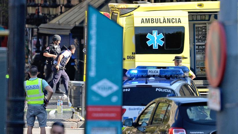 Barcelona-Terror: Trauerfeier für Opfer, Spur zu weiterem Verdächtigen