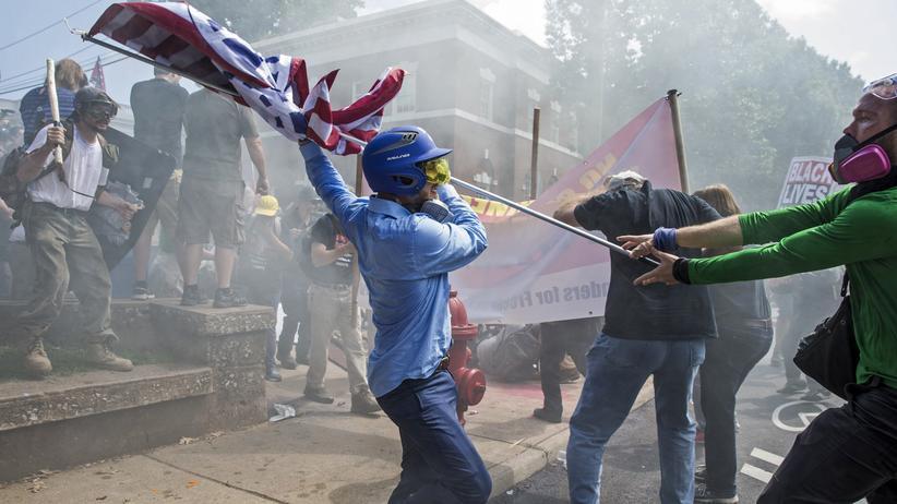 Charlottesville: Ausgerastet