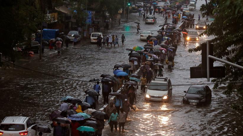 Südasien: Der stärkste Monsun seit Langem