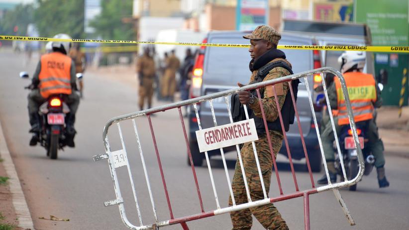 Burkina Faso: Viele Tote bei Angriff auf Restaurant in Ouagadougou
