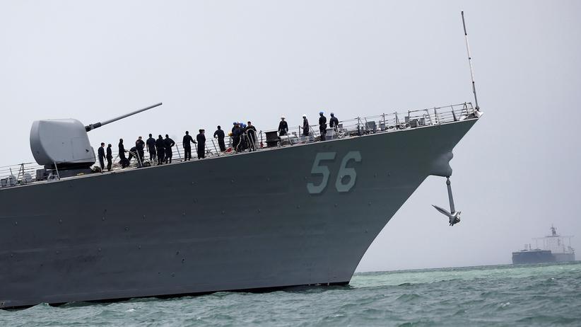 United States Navy: US-Kommandeur verliert nach Schiffsunglücken seinen Posten