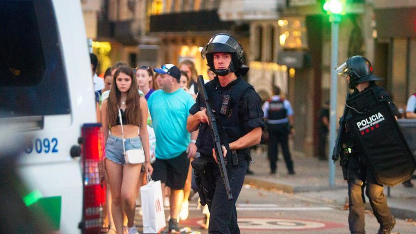 Spanien: Was wir über den Anschlag von Barcelona wissen