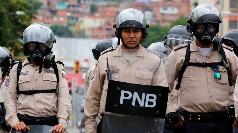 Venezuela: Bei Meuterei in Gefängnis - Dutzende Tote bei Schießereien