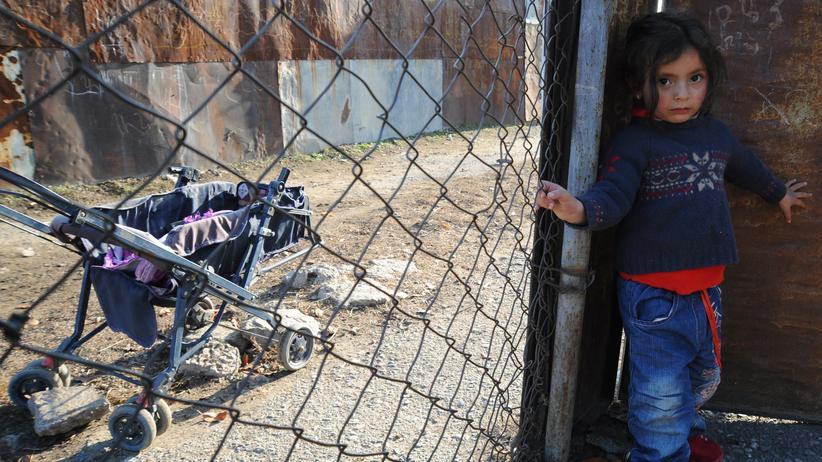 Abtreibungen in Armenien: Mädchen in Gyumri, der zweitgrößten Stadt Armeniens: Über einen Sohn freuen sich viele Familien hier mehr.