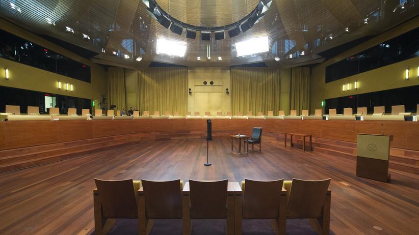 Syrien: Der Europäische Gerichtshof in Luxemburg