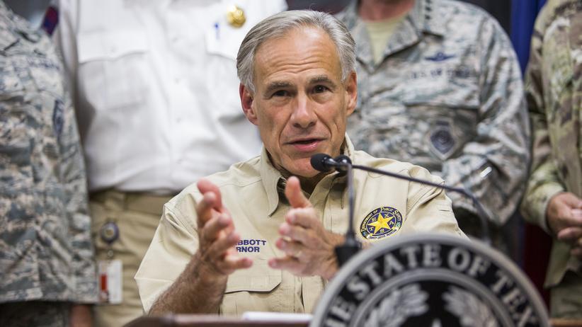 "Hurrikan Harvey: Texanische Politiker verlangen staatliche Finanzhilfe ""jetzt"""