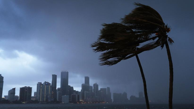 Hurrikan Irma: Florida wappnet sich für den Wirbelsturm