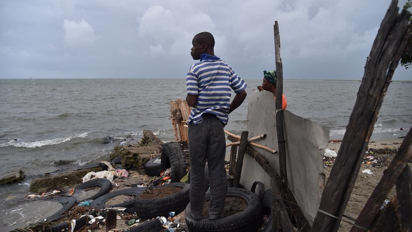 Irma: Zerstörtes Karibikparadies