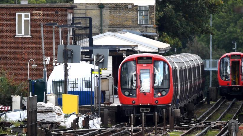 London Underground Terror