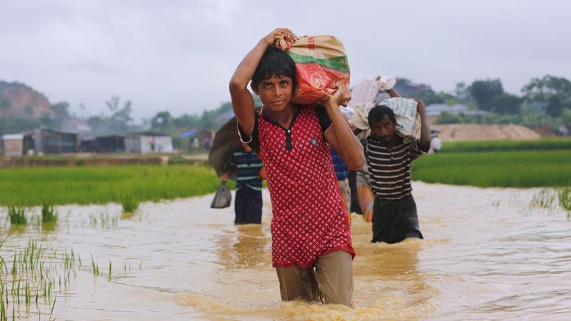 Rohingya: Tote bei Lkw-Unfall in Bangladesch