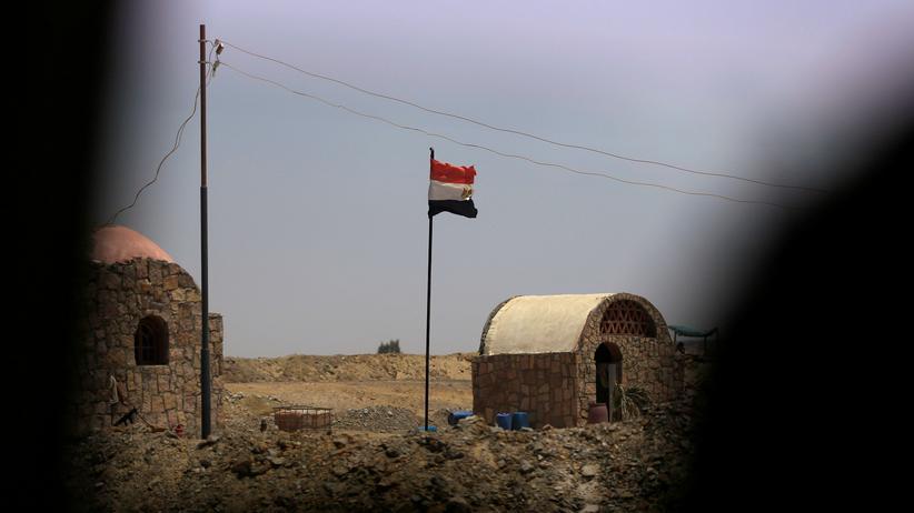 Ägypten: Islamisten töten mehr als 50 Polizisten