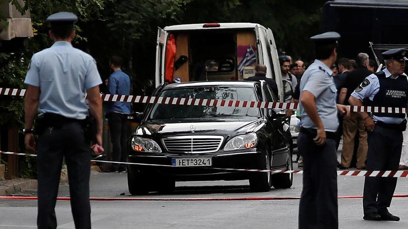 Griechenland: 29-Jähriger soll Attentat auf Papademos verübt haben