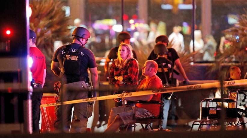 Las Vegas Strip: IS reklamiert Angriff in Las Vegas für sich – FBI dementiert