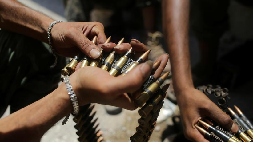 Libyen: Massengrab mit 36 Leichen entdeckt