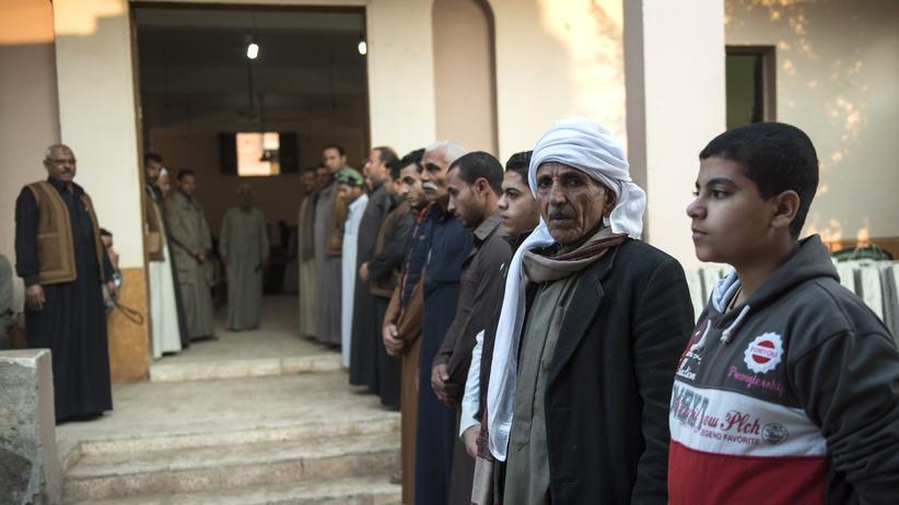 Sinai: Bewohner von Al-Rawdha erhielten Drohungen vom IS
