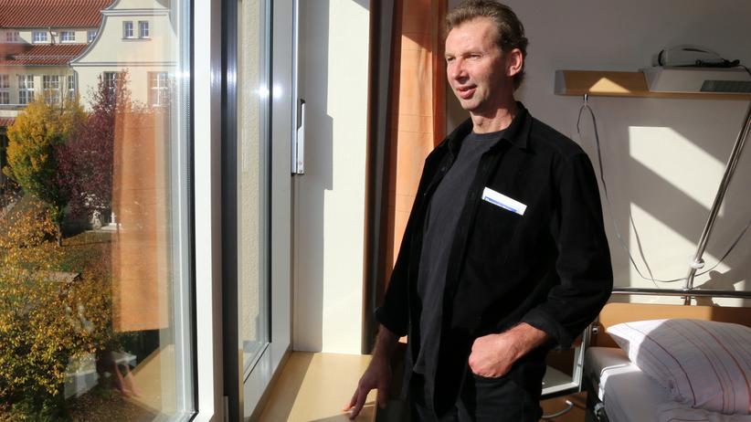 Cannabis auf Rezept: Eugen Ludwig leidet seit zehn Jahren an Multipler Sklerose.